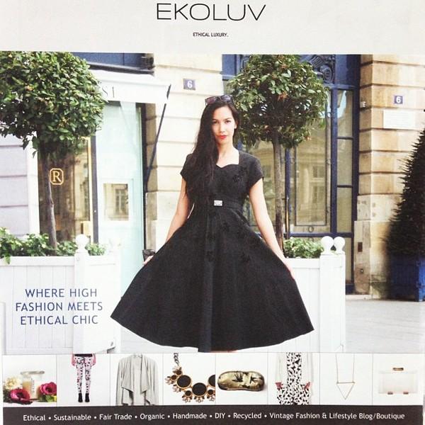 dress ekoluv vintage vintage dress