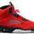 Kixclusive - Air Jordan 5 Retro Raging Bull Red