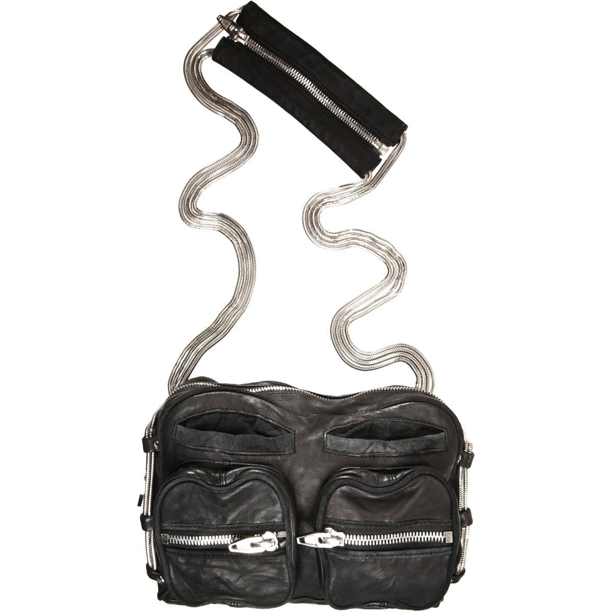 Alexander Wang Brenda Shoulder Bag at Barneys.com
