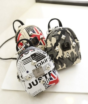 Aliexpress.com : Buy new 2014 cute American Style wallets & holders girls coin purses flag female wallet Double back chain cellphone bags PU from Reliable bag bear suppliers on Dora Sweet Shop
