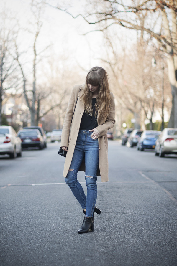 just another me t-shirt jacket jeans shoes bag jewels