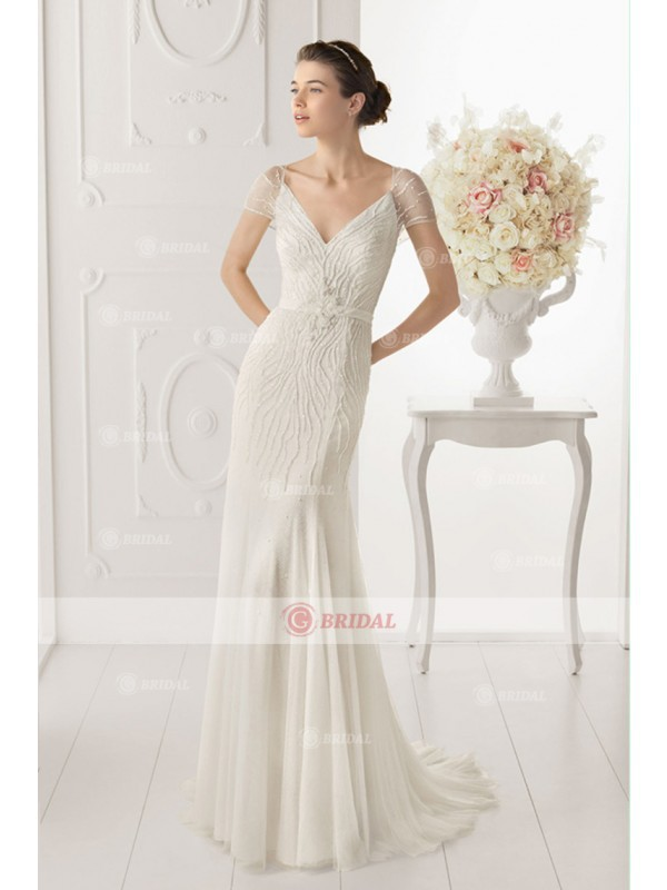 wedding dress casual dress