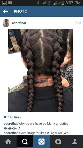 hair accessory hair hairstyles hair do braid braid how to hair/makeup inspo