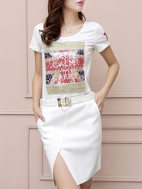white dress short dress casual dress
