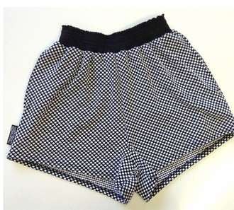 shorts black and white black white pattern polka dots polka dotted b&w summer shoes monochrome fashion