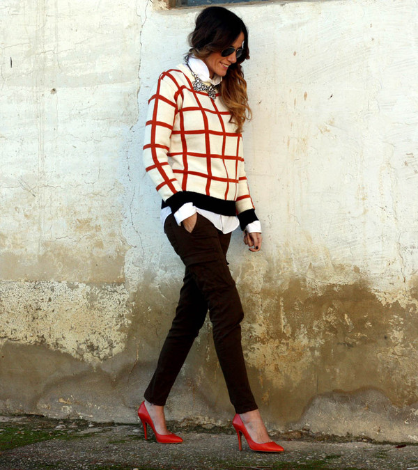 rebel attitude sweater pants shirt shoes t-shirt jewels