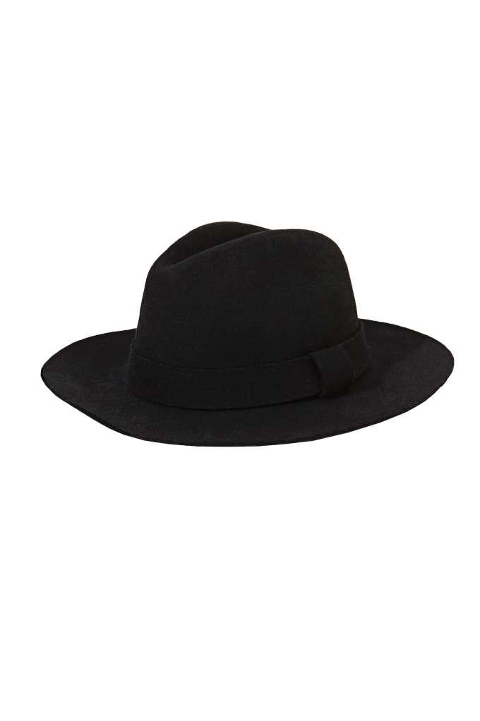 Stevie Wool Hat - Black | Shop Lookbooks at Nasty Gal