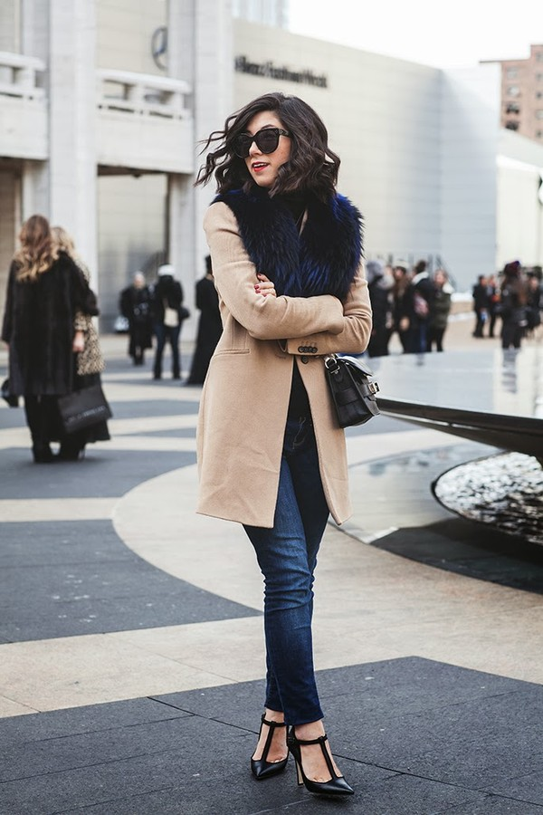 this time tomorrow coat sweater jeans shoes bag