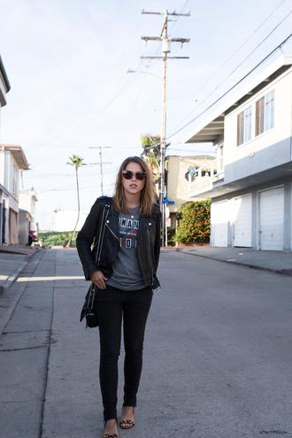after drk jacket t-shirt jeans shoes bag sunglasses