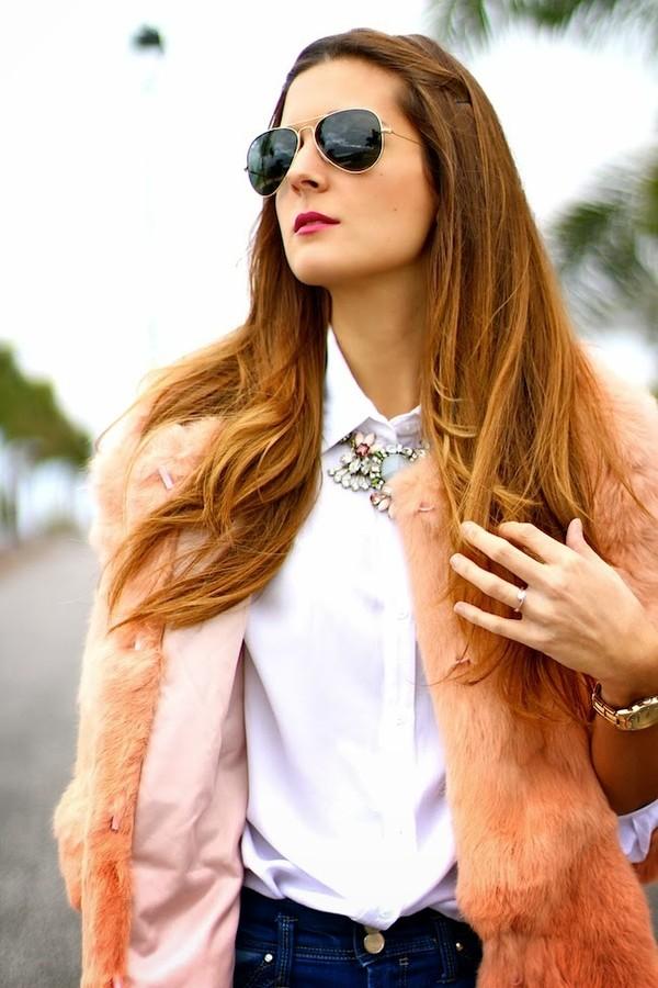 marilyn's closet blog coat jewels shirt jeans shoes bag