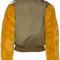 Shrunken bomber jacket