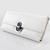 White PU Leather Clutch Bag - Sheinside.com