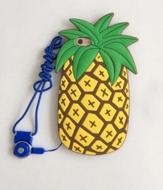 phone cover iphone cover iphone case pineapple
