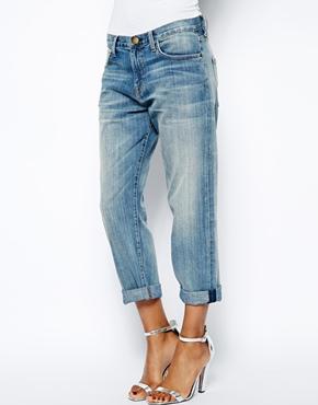 Current/Elliott | Current/Elliot Distressed Boyfriend Jeans at ASOS