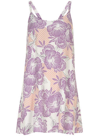 Lola Skye Tropical Print Cami Dress - View All New In  - New In - Dorothy Perkins