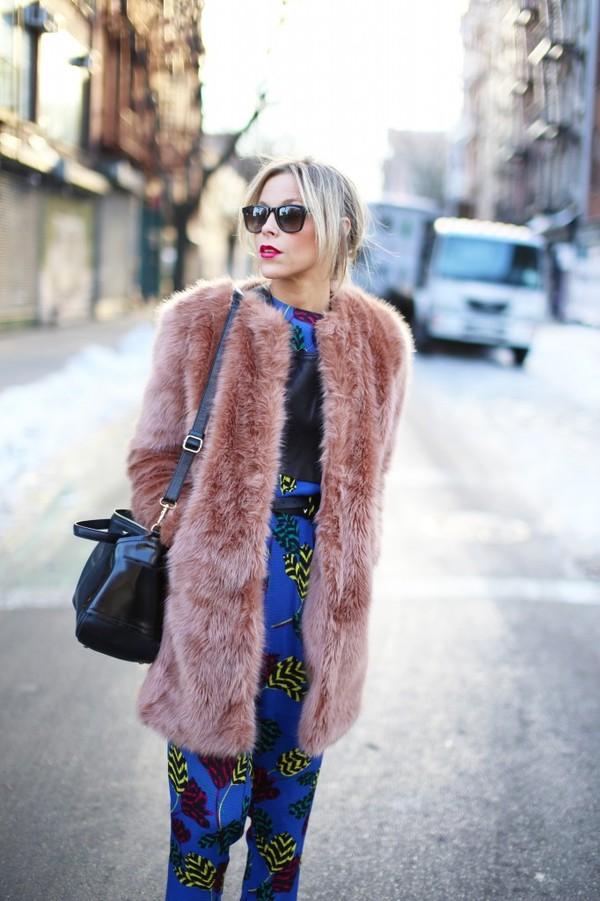 happily grey sweater coat jacket shoes bag sunglasses belt