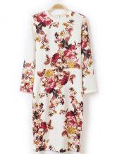 2013 floral dress Online Sale