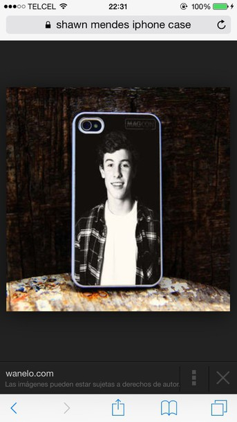 phone cover shawn mendes iphone