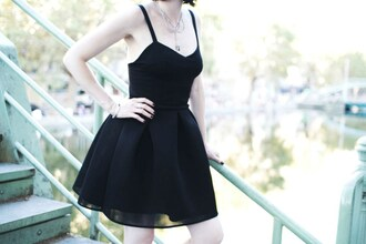 mahayanna blogger shoes dress black dress