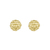 Gold Beaded Stud Earrings | Caviar Gold | LAGOS Jewelry