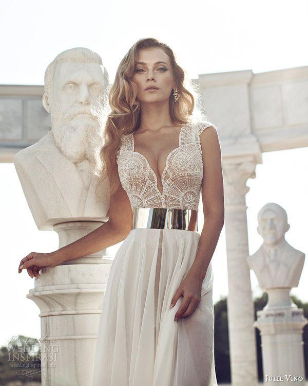 $189 27dress.com custom made 2014 Julie Vino ... | glamorous 2014 wed…