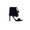 Fringe high heels