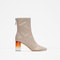 Fashion high heel ankle boot - new in | zara united kingdom