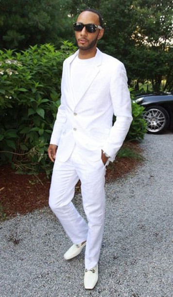 shoes swizz beatz all white everything dress shoes for men menswear prom menswear mens suit jeans