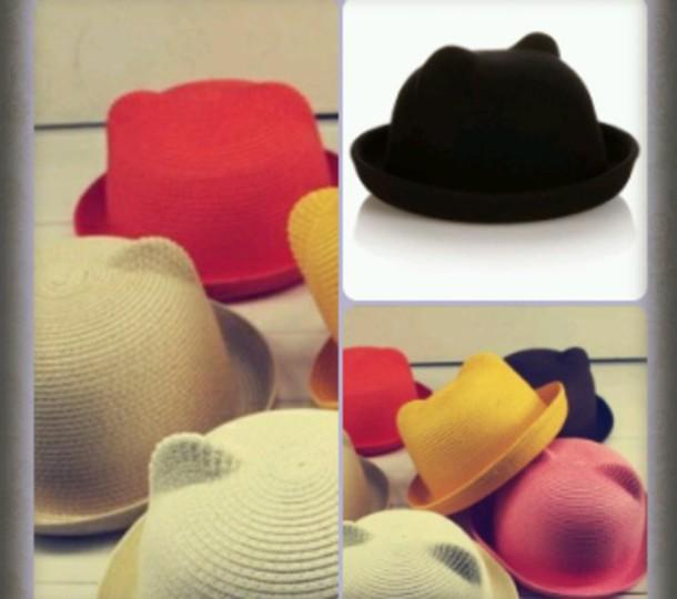 hat chat chapeau mignon ?t? ou autre lovely