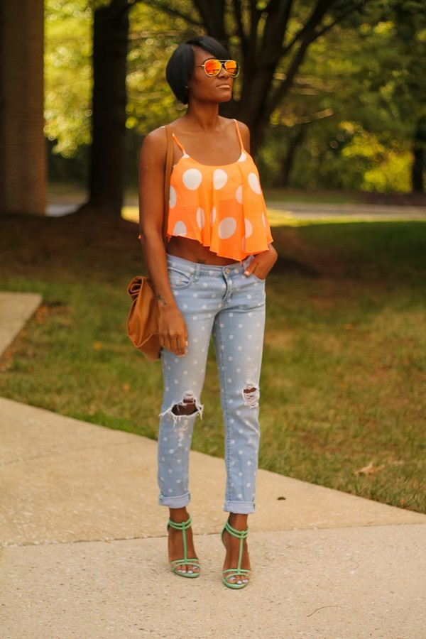 the daileigh t-shirt jeans bag sunglasses shoes