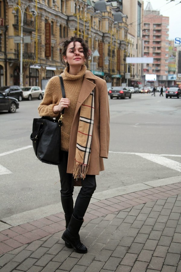 sweater french blogger fashion blogger Choies spring outfits turtleneck sweater