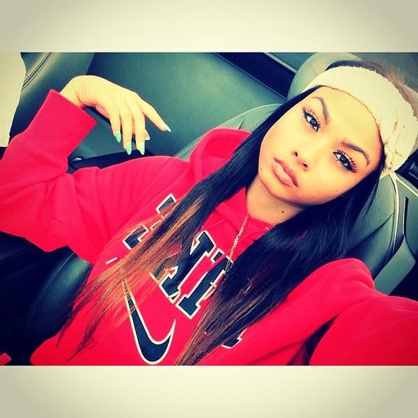 sweater nike nike sweater india westbrooks india love red black check hoodie