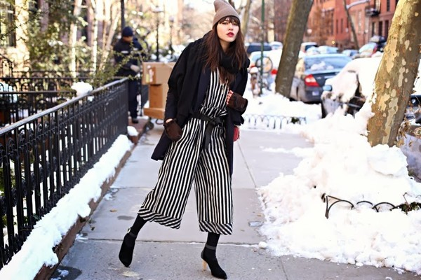 natalie off duty pants hat coat shoes bag apc