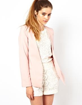 A Wear | A Wear Minimal Blazer at ASOS