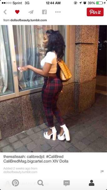 jeans white platforms dress shoes