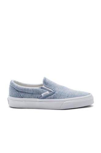 classic blue shoes