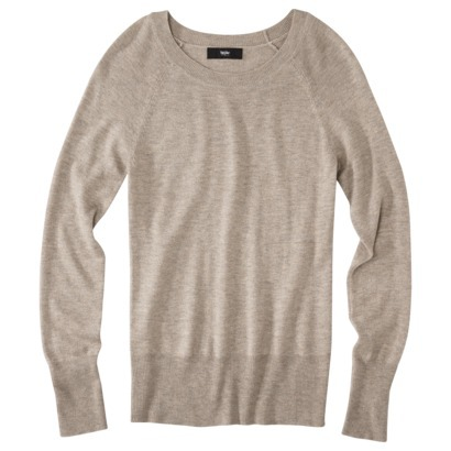 Mossimo® Women's Ultrasoft Crew Neck Sweater... : Target