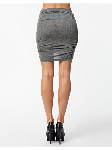 Craving Skirt - Nly Trend - Grå - Nederdele - Tøj - Kvinde - Nelly.com