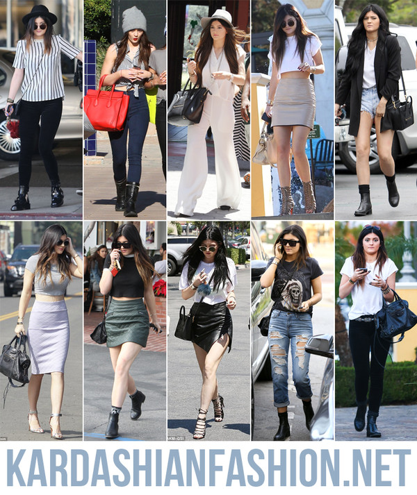 skirt fashion streetstyle kylie jenner keeping up with the kardashians jeans