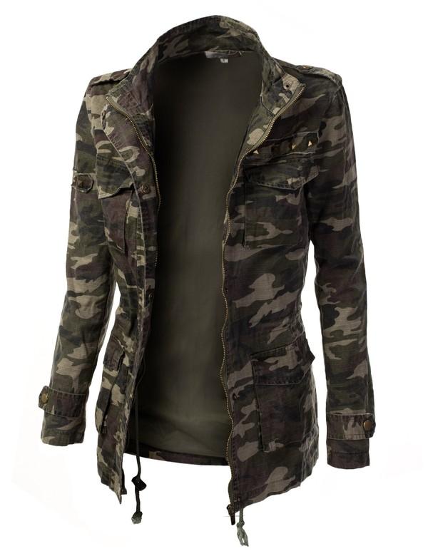 jacket camouflage military style green jacket brown green brown jacket camouflage army green jacket camo jacket camouflage
