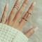 Empress midi rings – dream closet couture