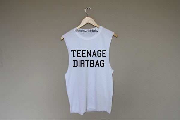 Teenage Dirtbag | Wild Daisy