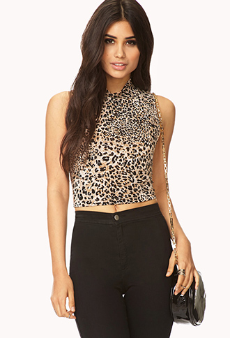 Spot-On Crop Top | FOREVER21 - 2000091924