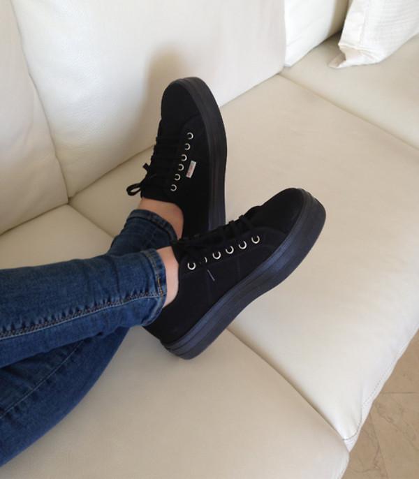 Thick Black Platform Shoes - Shop for Thick Black Platform Shoes ...