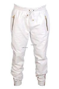 New Genuine 100 Sheep Leather sweat Running Jogging Pants Men Women Unisex SP3 | eBay