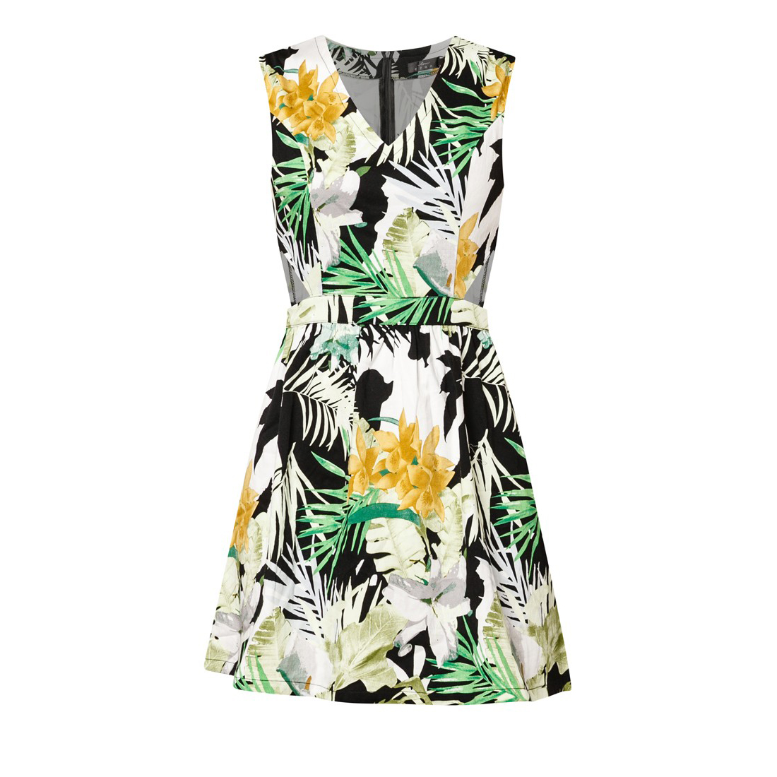 Tropical Dress   Mcclaugherty