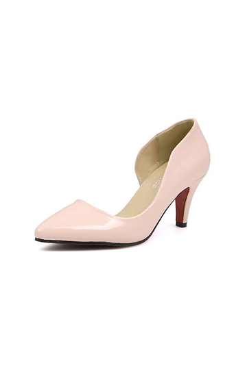 Sexy OL-style Toe Pointed Pumps [FABI1514]- US$ 42.99 - PersunMall.com