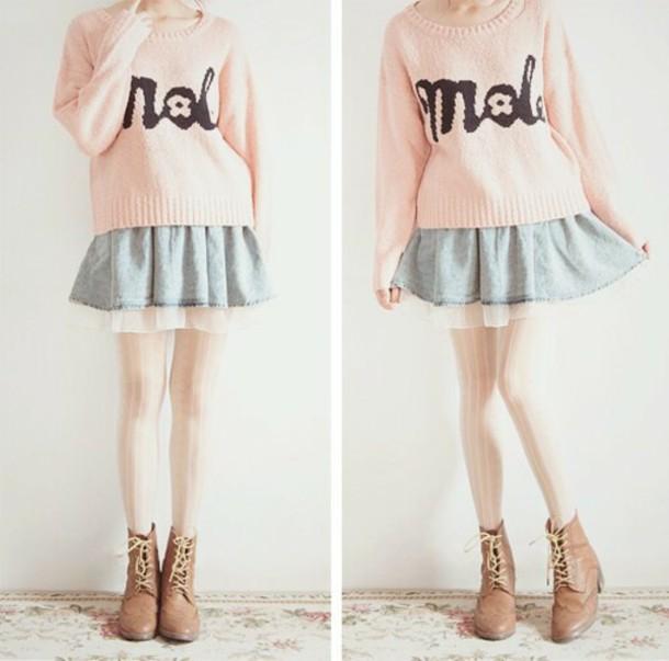 blouse korean fashion