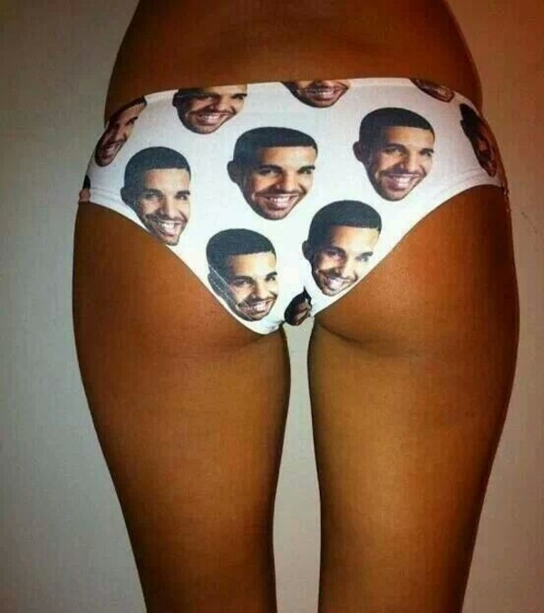 underwear drake