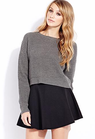 Favorite Skater Skirt   FOREVER21 - 2000090916